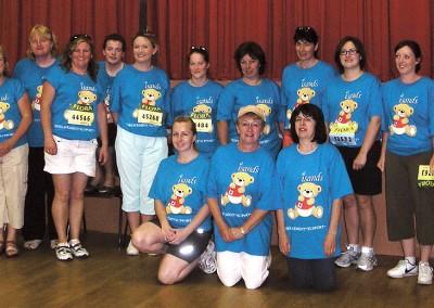 Flora Women's Mini Marathon