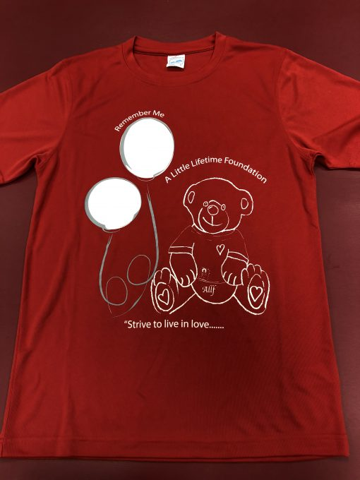 A Little Lifetime Foundation T-Shirt - Front
